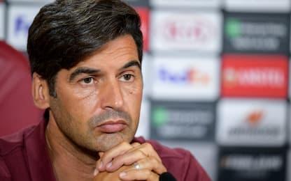 """Fonseca: """"Smalling giocherà contro l'Atalanta"""""""