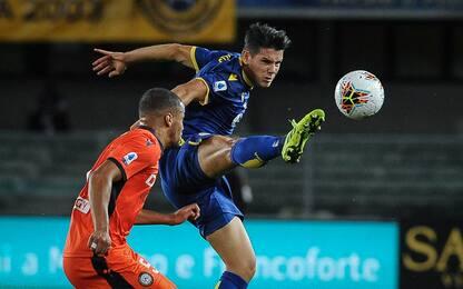 Super Musso salva l'Udinese: 0-0 con il Verona