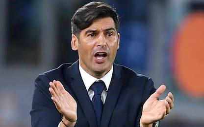 "Fonseca ammette: ""L'Atalanta è stata superiore"""