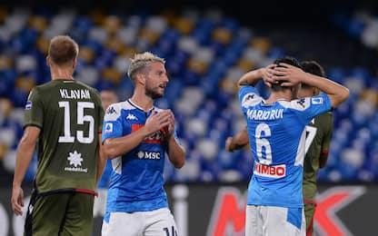 Castro beffa il Napoli: vince il Cagliari 1-0