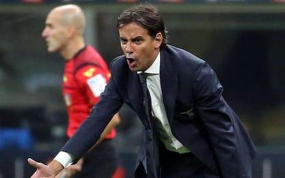 """Inzaghi: """"Match di personalità"""". E su Immobile..."""