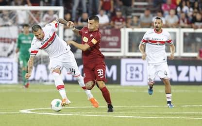 Il Trapani crea ma non segna: 0-0 con la Cremonese