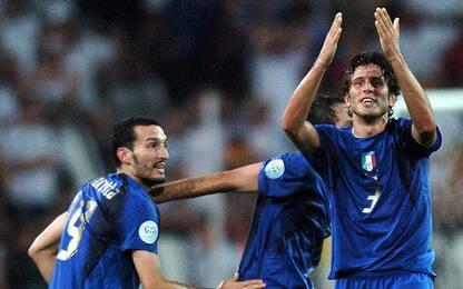 Germania-Italia Legends, ecco i 24 Azzurri. FOTO