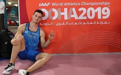 Mondiali, Tortu e Jacobs in semifinale nei 100 mt