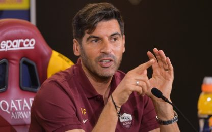 "Fonseca: ""Troppi gol subiti, serve più equilibrio"""