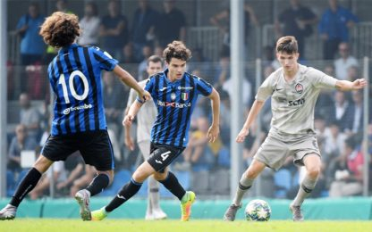 Youth League, anche l'Atalanta baby beffata al 90'