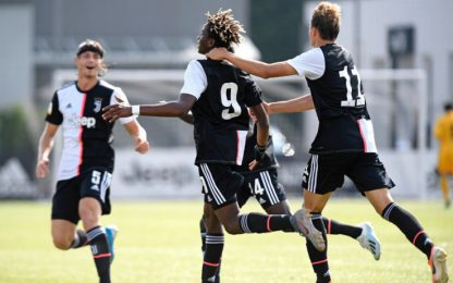 Juve, altro poker in Youth League: Bayer ko 4-1