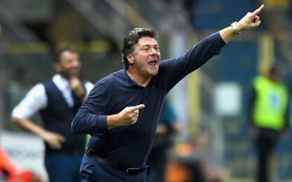 """Mazzarri: """"Gara stregata, in 11 non avremmo perso"""""""