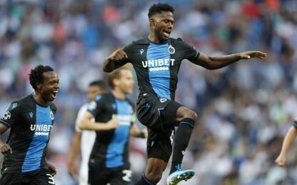 Ramos-Casemiro non bastano: Real, pari col Brugge