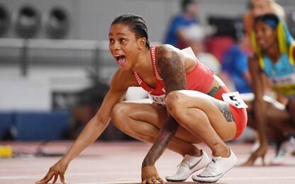 Doha 2019, Naser sensazionale oro nei 400