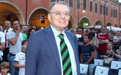 Morte Squinzi, ufficiale rinvio Brescia-Sassuolo
