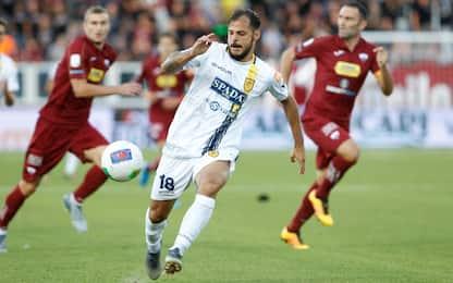 Trapani-Juve Stabia 1-2, la ribalta Forte
