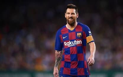 """Messi: """"Pensato di lasciare Barça per fisco"""""""