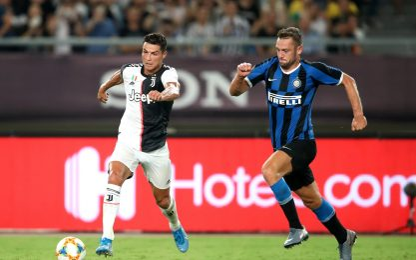 Inter-Juventus, le chiavi tattiche