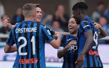 Atalanta show nello stadio rinnovato: 3-1 al Lecce