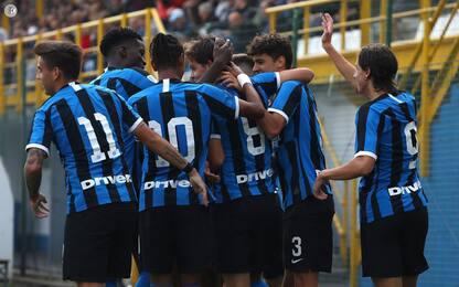 Inter a valanga in Primavera, Juve battuta 5-1