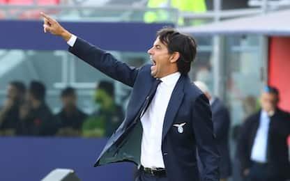 """Inzaghi: """"Cambio Immobile? Correa era più fresco"""""""