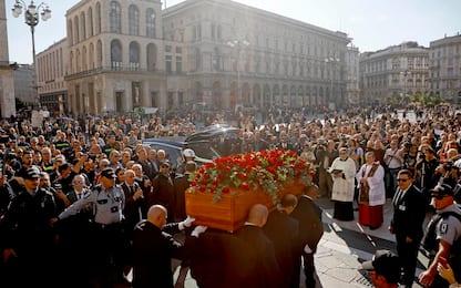 Ultimo saluto a Squinzi, quanta Serie A al Duomo