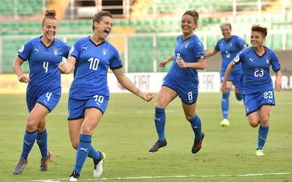 L'Italia fa 4 su 4: Bosnia battuta 2-0 al Barbera
