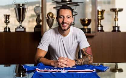 Sampdoria, Bertolacci è ufficiale