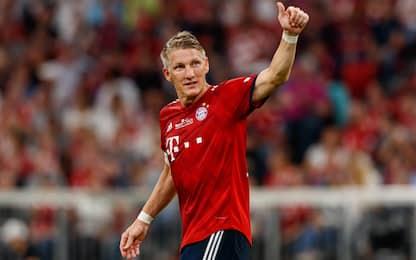 Schweinsteiger dice basta: si ritira a 35 anni
