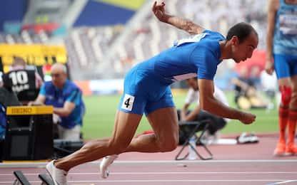 Doha, Davide Re fuori dalla finale dei 400