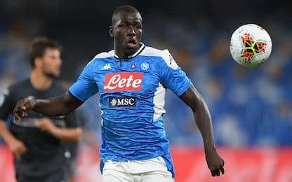 """Koulibaly: """"Voglio restare per vincere a Napoli"""""""