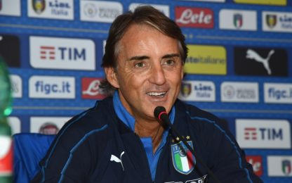 """Mancini: """"L'Europeo manca da troppo tempo"""""""