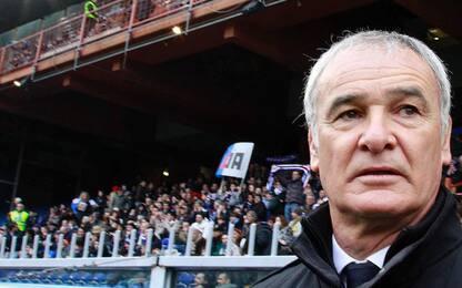 Ranieri, la Samp e la Roma: 8 assurde coincidenze