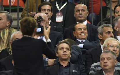 "Berlusconi a Gazidis: ""Certe frasi solo in bagno"""