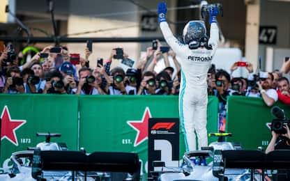 Suzuka, vince Bottas e titolo costruttori Mercedes