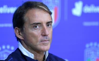 """Mancini: """"Abbiamo i talenti, bisognava aspettarli"""""""