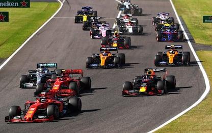 Le pagelle del GP del Giappone