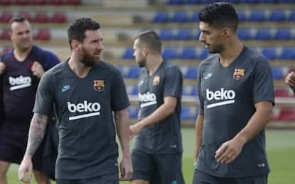 """Riecco Messi, Valverde: """"Gioca? Decidiamo oggi"""""""