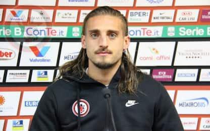 """Foggia, Tonucci: """"Il gol? L'ho cercato"""""""