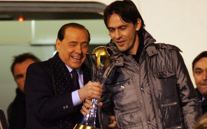 Coppa Italia, 2° turno: Berlusconi batte Inzaghi