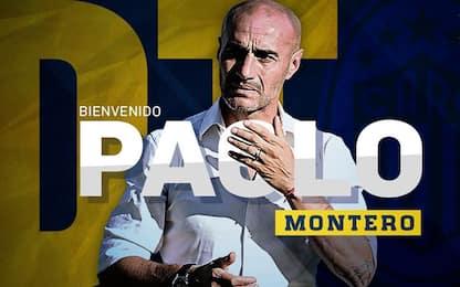 Montero è il nuovo allenatore del Rosario Central