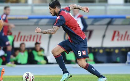 Mercato: Pinilla torna al Genoa, è ufficiale
