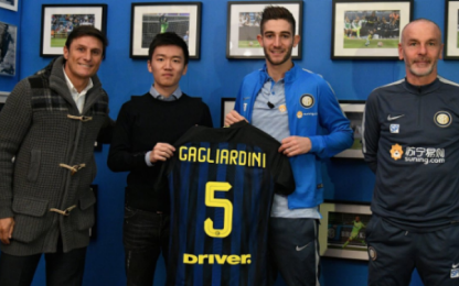 """Inter, ecco Gagliardini: """"Sogno un gol al derby"""""""