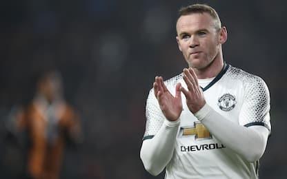 Mondo mercato: Rooney, offerta choc dalla Cina