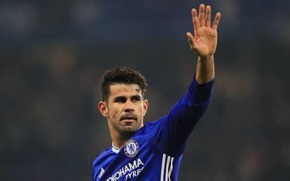 Costa all'Atletico, Chelsea conferma: è ufficiale