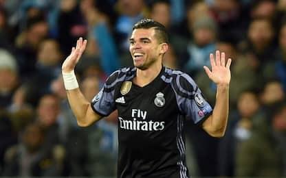 Il Besiktas avanza per Pepe: le cifre