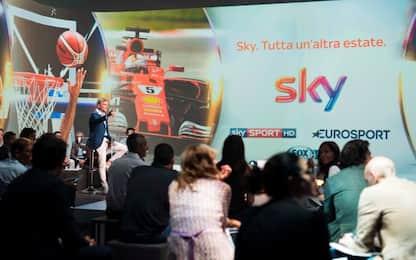 #SkySportSummer, calciomercato e un mare di eventi