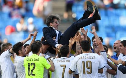 Mondiali U20, all'Italia il 3°posto: Uruguay ko