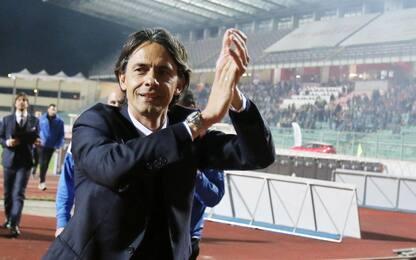 """Inzaghi: """"Grosso un amico, ma voglio vincere"""""""