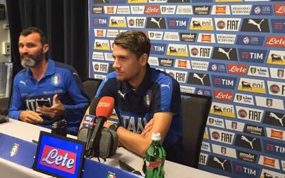 """Locatelli: """"Viziati? No, grande gruppo. Gigio..."""""""