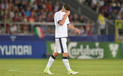 """U21, Gagliardini si scusa: """"Errore imperdonabile"""""""