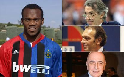 Mercatonovela: Suazo tra Inter e Milan (2007)