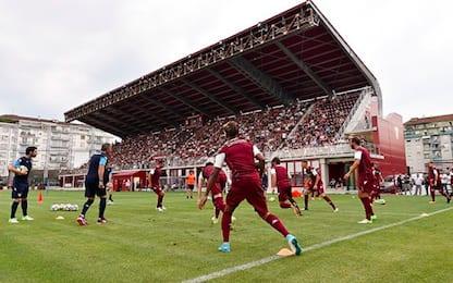 Coronavirus, positivo giocatore del Torino: salta allenamento