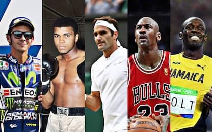 Federer & C. Chi è il più grande fra i più grandi?
